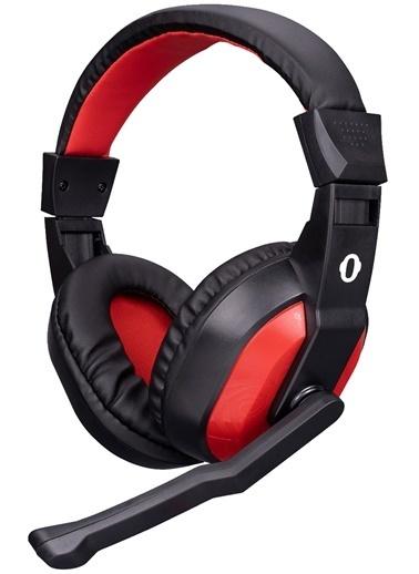 Snopy Snopy X-BLOOM Siyah/kırmızı Kulak Üstü Gaming Oyuncu Mikrofonlu Kulaklık Renkli